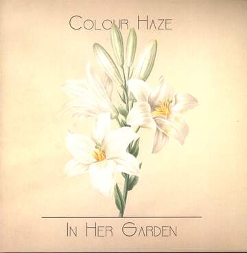 Colour Haze: In Her Garden