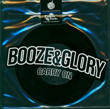 Booze & Glory: Carry On / Blood From A Stone