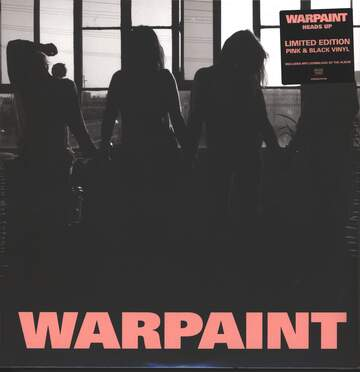 Warpaint: Heads Up