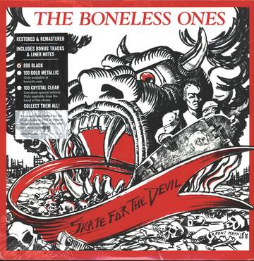 The Boneless Ones: Skate For The Devil