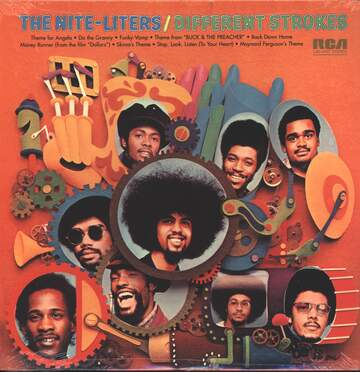 The Nite-Liters: Different Strokes