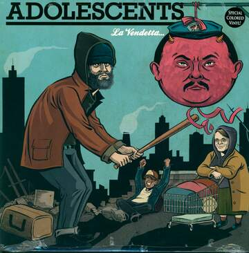 Adolescents: La Vendetta...