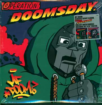 Mf Doom: Operation: Doomsday