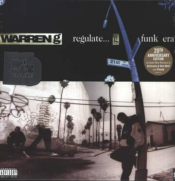 Warren G: Regulate... G Funk Era