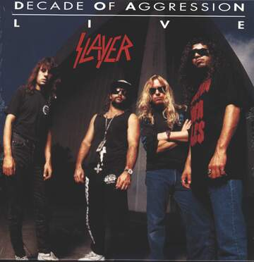 Slayer: Decade Of Aggression Live