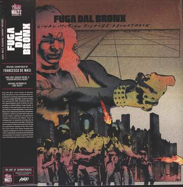 Francesco De Masi: Fuga Dal Bronx (Original Motion Picture Soundtrack)