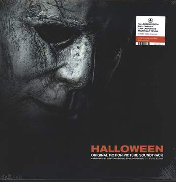 John Carpenter / Cody Carpenter / Daniel Davies: Halloween (Original Motion Picture Soundtrack)