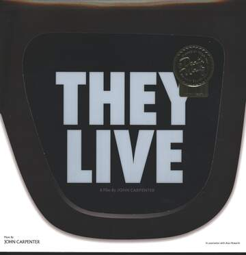 John Carpenter / Alan Howarth: They Live