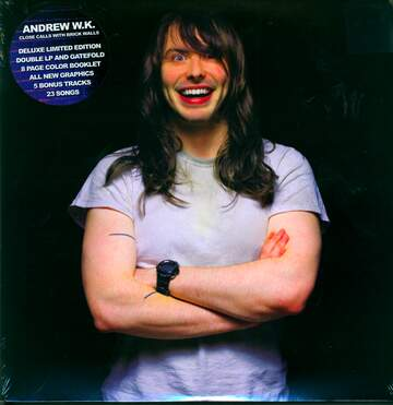 Andrew W.K.: Close Calls With Brick Walls