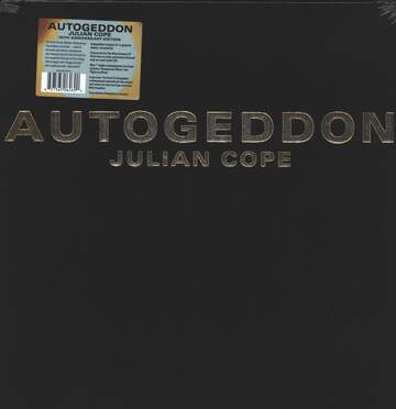 Julian Cope: Autogeddon