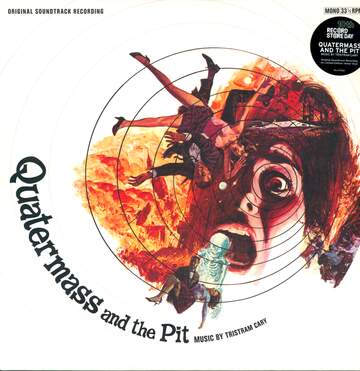 Tristram Cary: Quatermass And The Pit - Original Soundtrack Recording