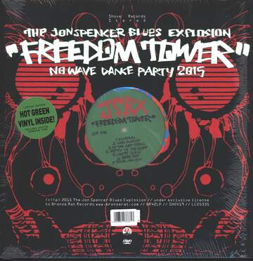 The Jon Spencer Blues Explosion: Freedom Tower-No Wave Dance Party 2015
