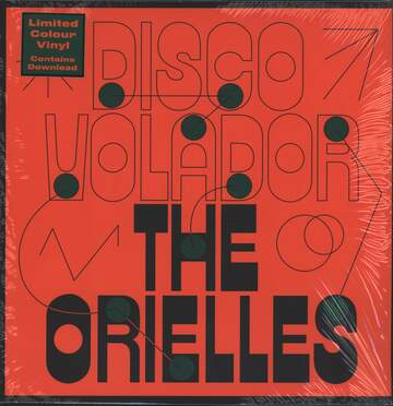 The Orielles: Disco Volador