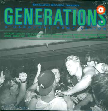 Various: Generations: A Hardcore Compilation