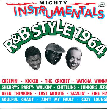 Various: Mighty Instrumentals R&B-Style 1964