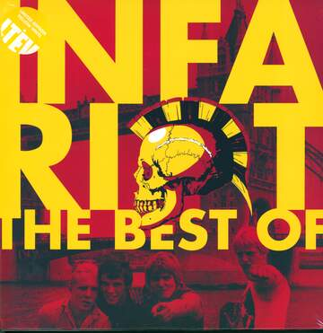 Infa-Riot: The Best Of Infa-Riot