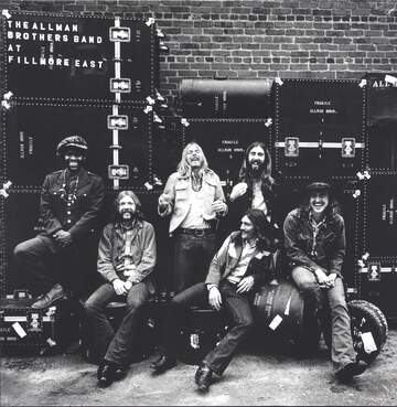 The Allman Brothers Band: The Allman Brothers Band At Fillmore East