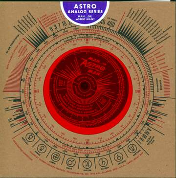 Man or Astro-Man: Analog Series Vol. 3