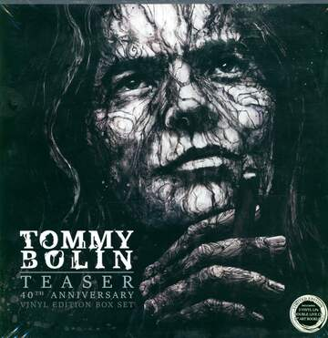 Tommy Bolin: Teaser 40th Anniversary Vinyl Edition Box Set