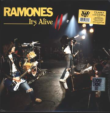 Ramones: It's Alive II
