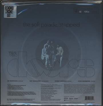 The Doors: The Soft Parade: Stripped