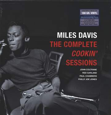 Miles Davis: The Complete Cookin' Sessions