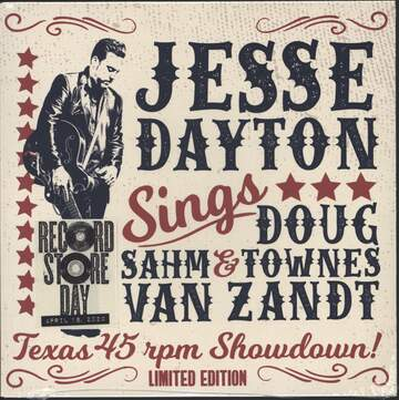 Jesse Dayton: Texas 45 RPM Showdown