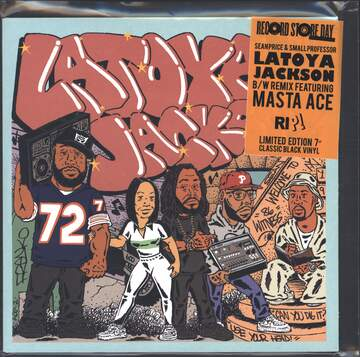 Sean Price / Small Professor: Latoya Jackson ft. Masta Ace