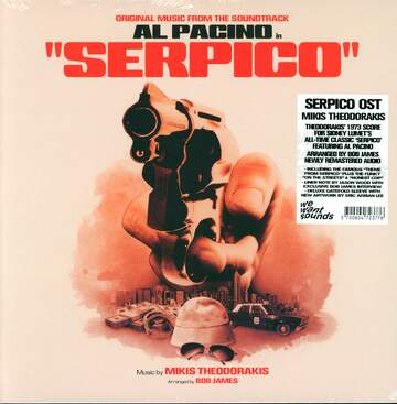 Mikis Theodorakis: Serpico (Original Music From The Soundtrack)