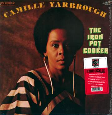 Camille Yarbrough: The Iron Pot Cooker