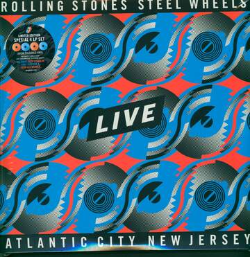 The Rolling Stones: Steel Wheels Live