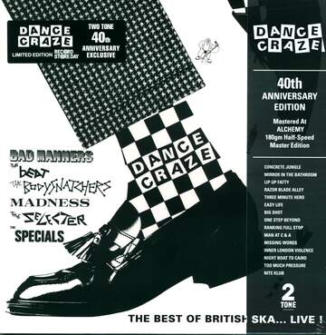 Various: Dance Craze - The Best Of British Ska... Live!