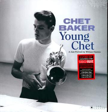 Chet Baker: Young Chet - A Jazz Portrait by William Claxton
