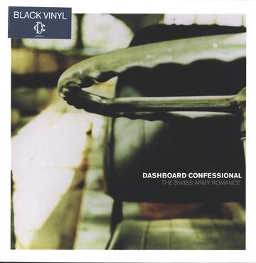Dashboard Confessional: The Swiss Army Romance