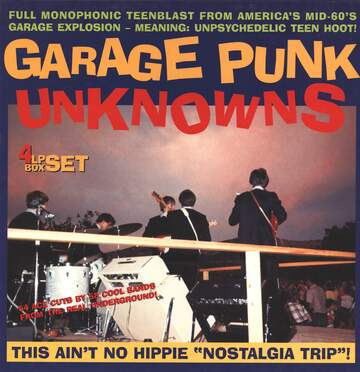 Various: Garage Punk Unknowns