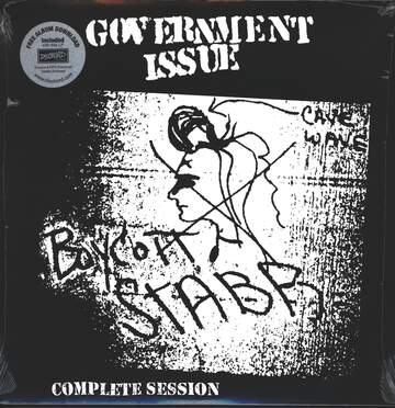 Government Issue: Boycott Stabb Complete Session