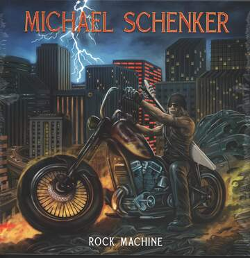 Michael Schenker: Rock Machine