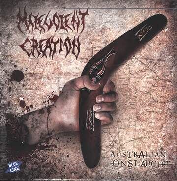 Malevolent Creation: Australian Onslaught