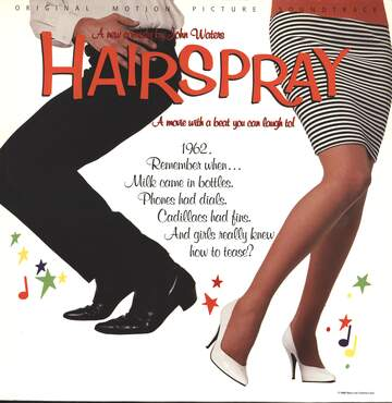 Various: Hairspray (Original Motion Picture Soundtrack)
