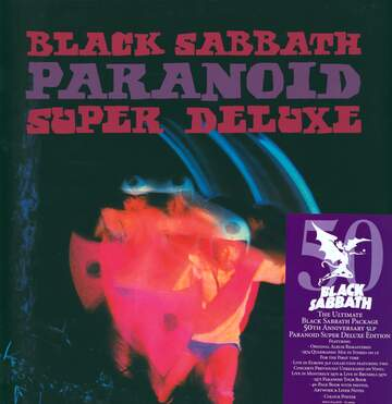 Black Sabbath: Paranoid Super Deluxe