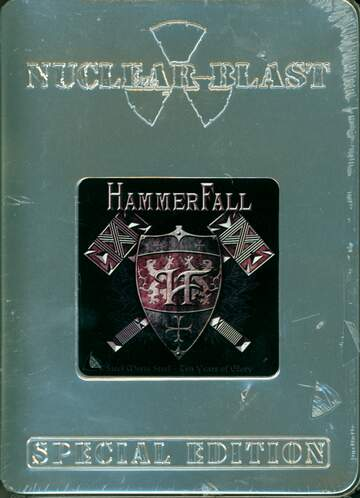 Hammerfall: Steel Meets Steel - Ten Years Of Glory