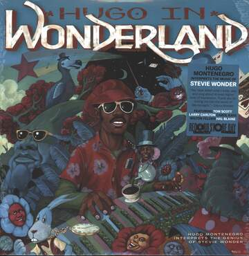 Hugo Montenegro: Hugo In Wonderland (Hugo Montenegro Interprets The Genius Of Stevie Wonder)