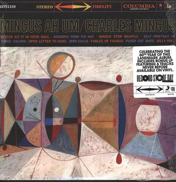 Charles Mingus: Mingus Ah Um (Deluxe 60th Anniversary Edition)