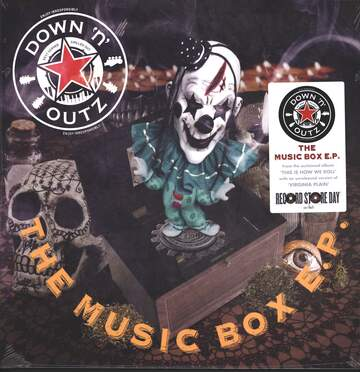 Joe Elliott's Down 'N' Outz: The Music Box E.P.