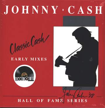 Johnny Cash: Classic Cash (Early Mixes)