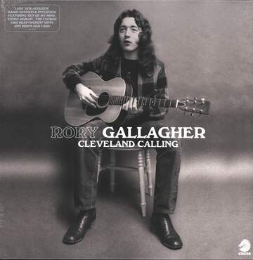 Rory Gallagher: Cleveland Calling