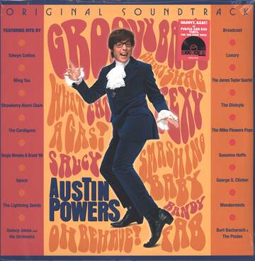 Various: Austin Powers (Original Soundtrack)