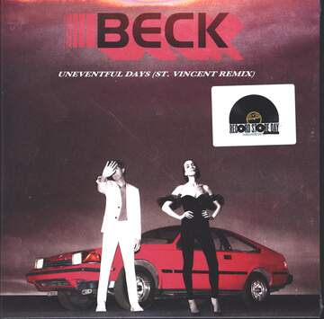 Beck: Uneventful Days (St. Vincent Remix)