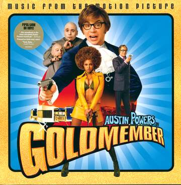 Various: Austin Powers In Goldmember