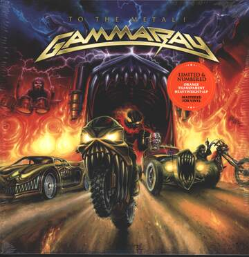 Gamma Ray: To The Metal !